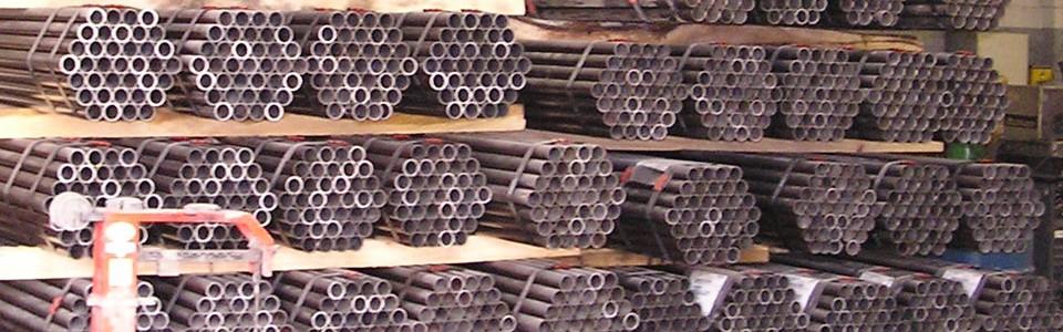 Aluminized metal tubing