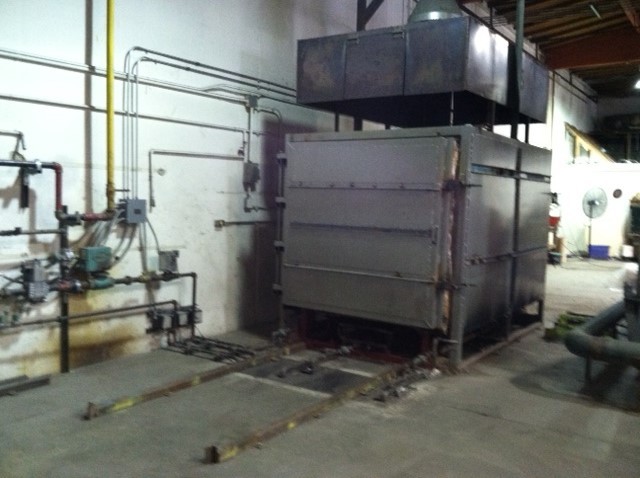New Furnace Closed