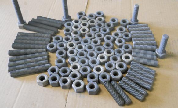 Corrosion Resistant Aluminized Fasteners